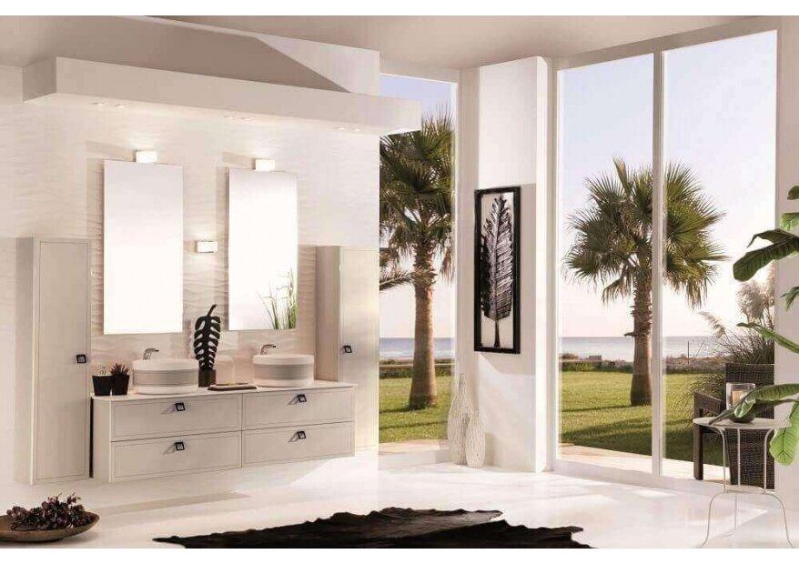 ארון אמבטיה אקסקלוסיבי acqua flat