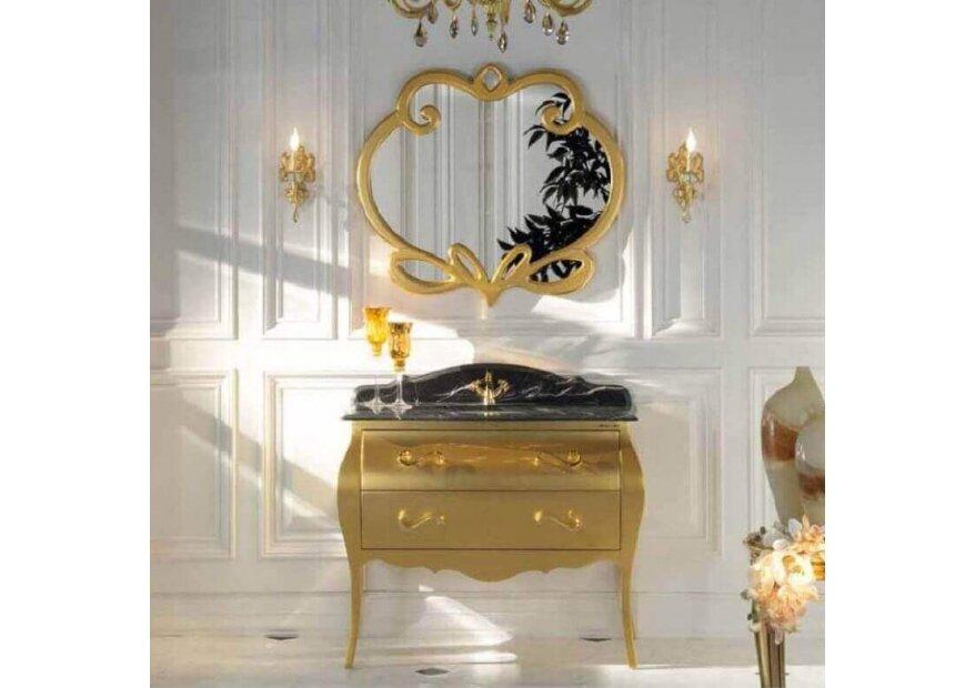 ארון אמבטיה יוקרתי  Cuore D'oro