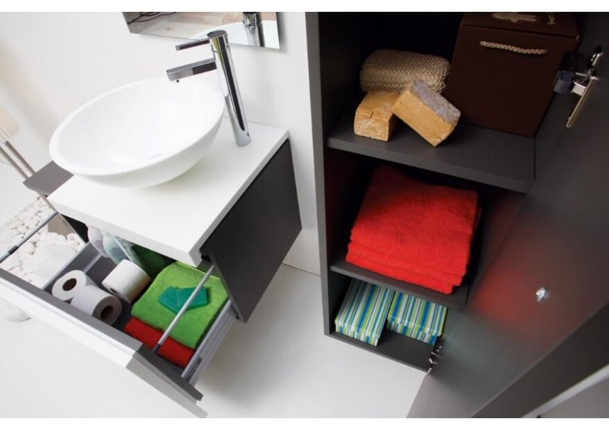 ארון אמבטיה מדגם ELIT