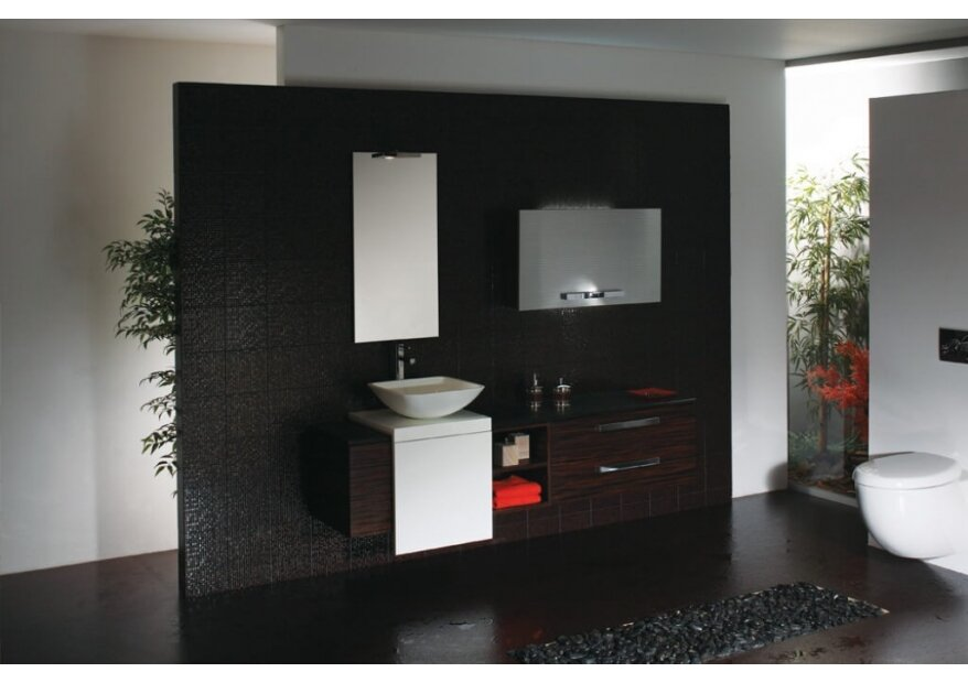 ארון אמבטיה מעוצב  דגם Elit