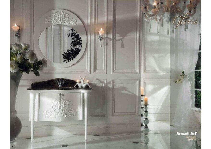 ארון אמבטיה מעוצב Gloria