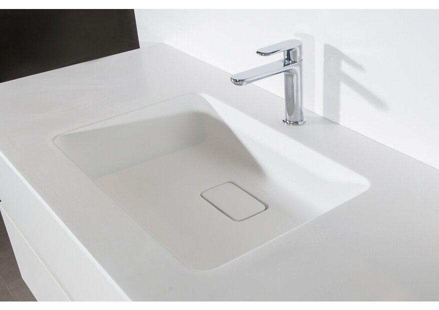 ארון אמבטיה פורניר אלון טבעי