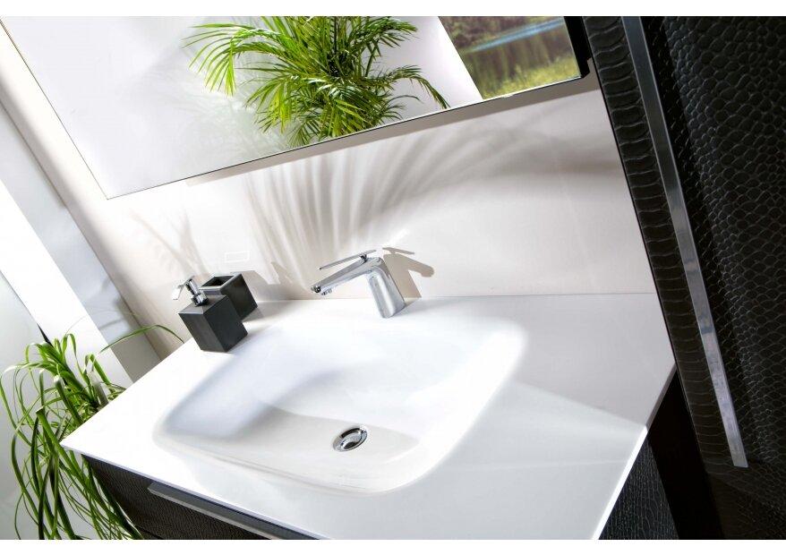 ארון אמבטיה תלוי דגם ACQUA FLAT WOOD