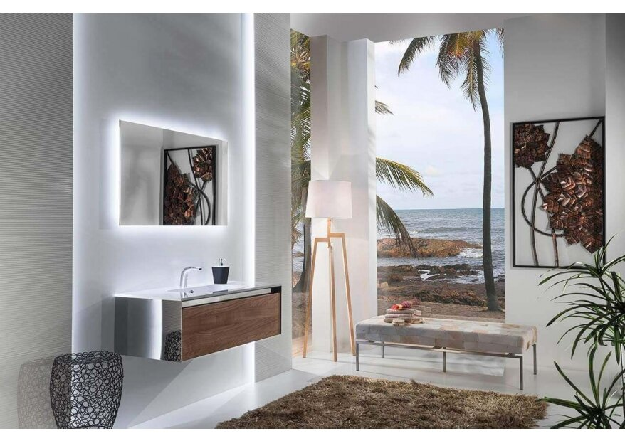 ארון אמבטיה תלוי מעוצב DORATO