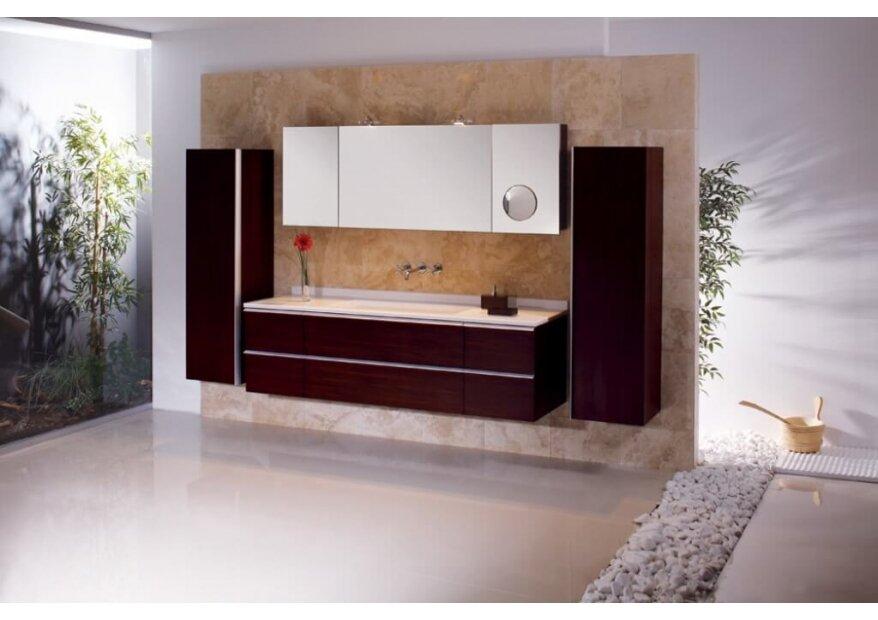 ארון אמבטיה תלוי PLAIN פורניר