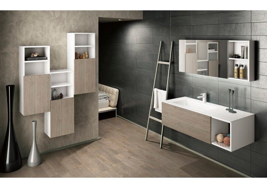 ארון אמבטיה 120 סמ