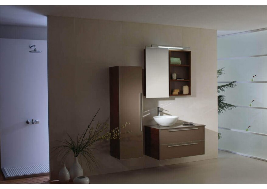 ארון אמבטיה Bianco