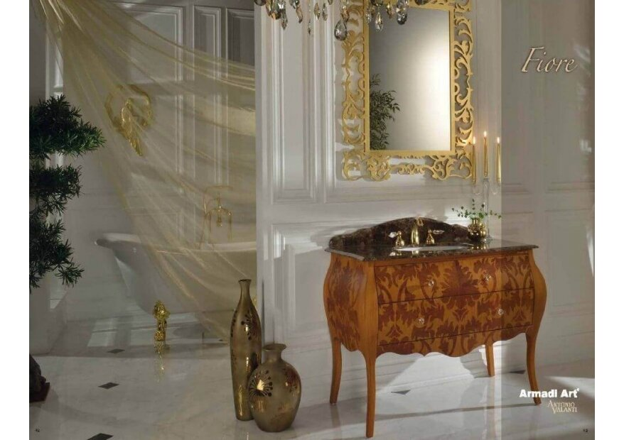 ארון אמבטיה Fiore