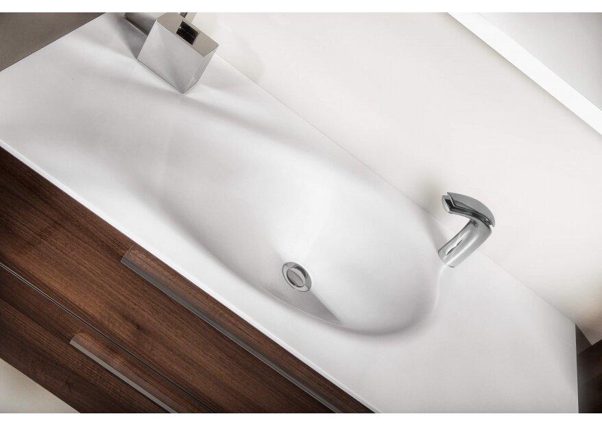 ארון לאמבטיה דגם ACQUA FLAT