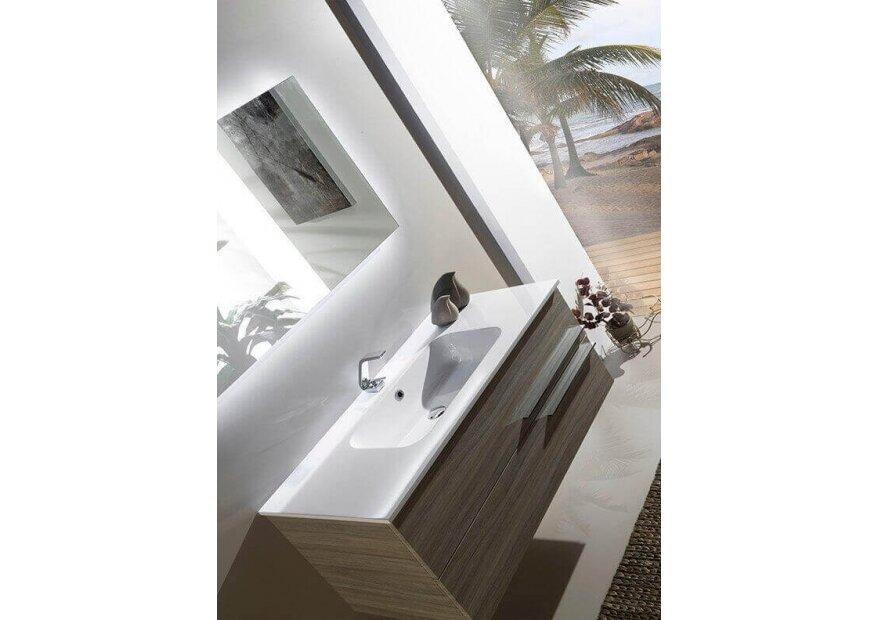 ארונות לאמבטיה מודרנו דגם CARO golden 2