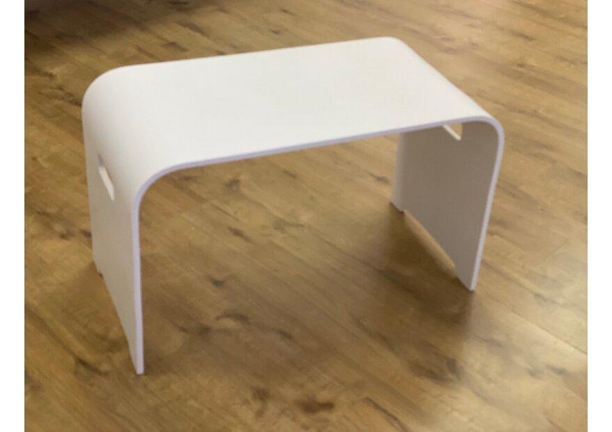 ספסל קוריאן 70 לבן