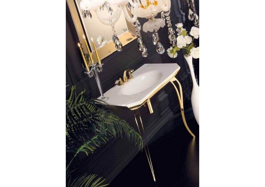 ריהוט אמבטיה elegante שחור