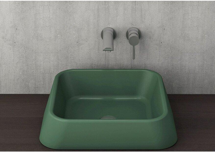 1005 - 027 - ירוק מט