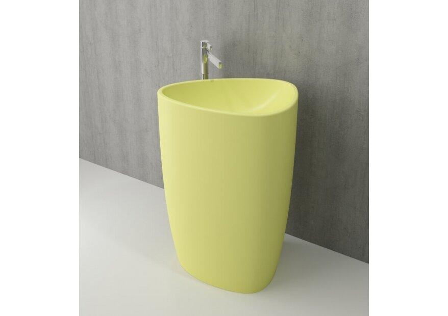 1075 - 026 צהוב מט