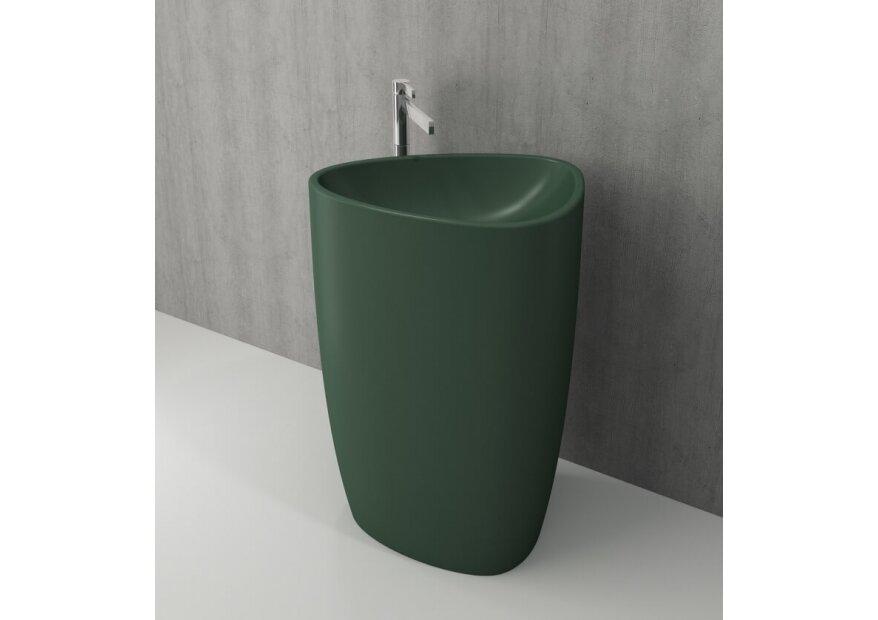 1075 - 027 ירוק מט