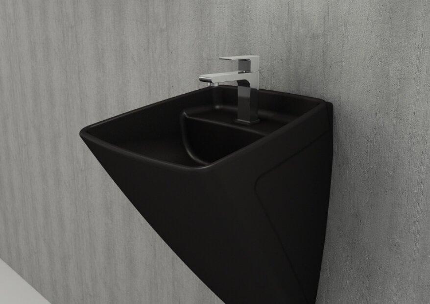 1082 - 004 שחור מט