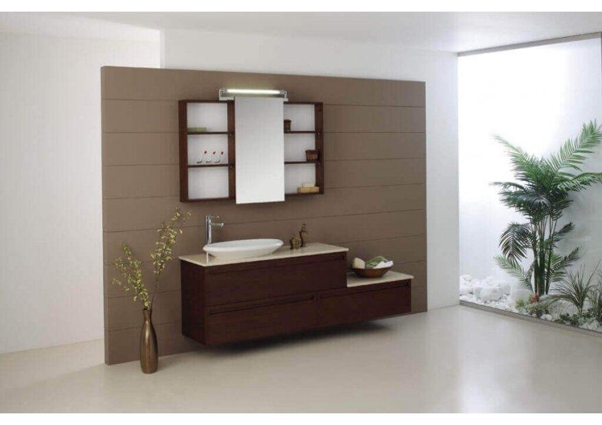 ארון אמבטיה Aqua שיש