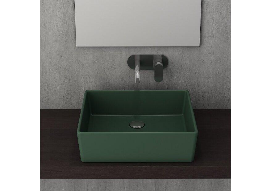 1215 - 027 Mat Yeşil