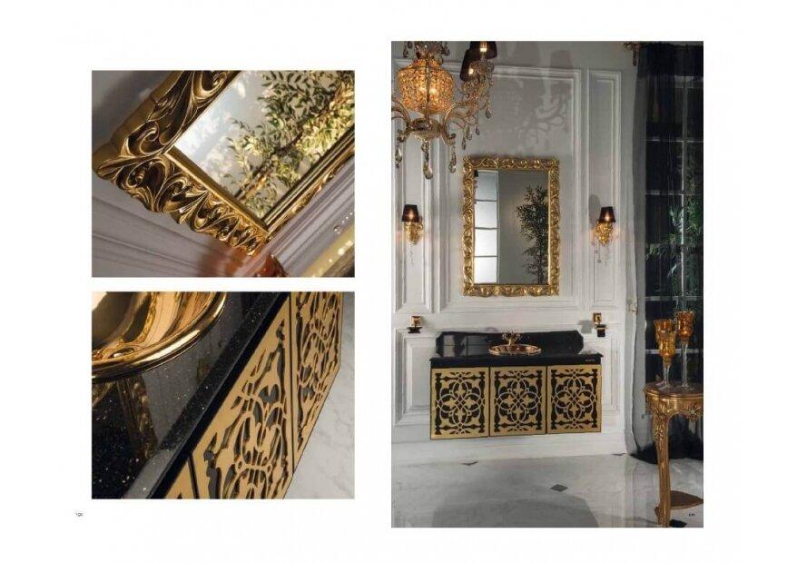 ארון אמבט מעוצב דגם Anatolia