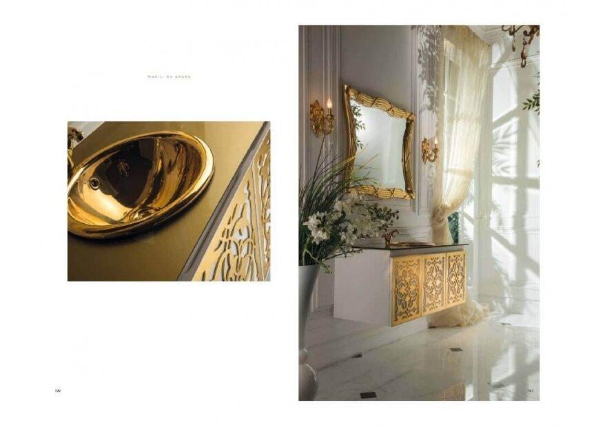 ארון אמבטיה תלוי Anatolia