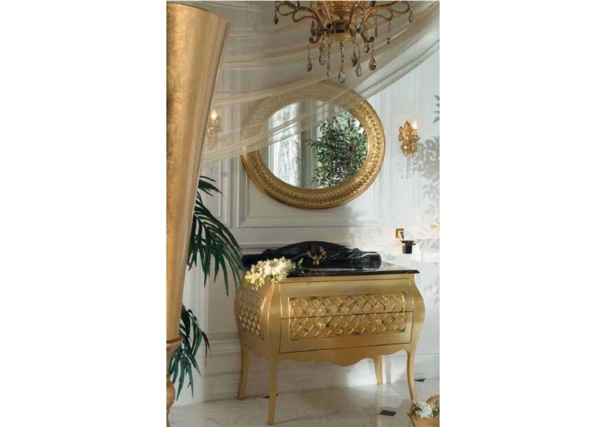 Allegro ארון אמבטיה דגם קלאסי