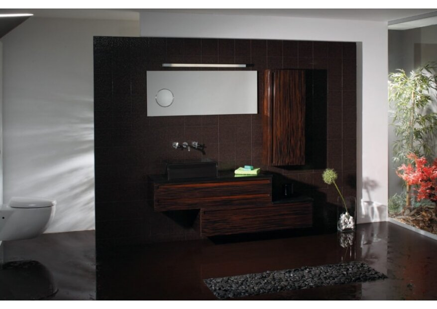 Aqua ארון אמבטיה קלאסי