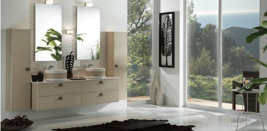 חדר אמבטיה מעוצב omdesign