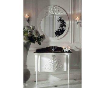 ארון אמבטיה בסגנון קלאסי ויוקרתי