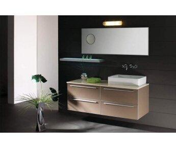 ארון אמבטיה דגם BIANCO