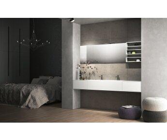 ארון אמבטיה דגם CUBIK 02