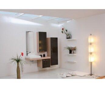 ארון אמבטיה דגם Land