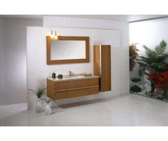 ארון אמבטיה דגם plain