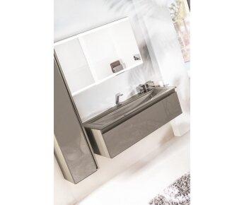 ארון אמבטיה  זכוכית  ACQUA SLIM