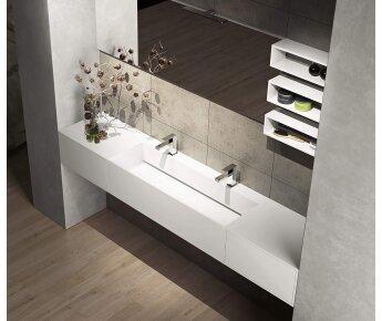 ארון אמבטיה 200 סמ CUBIK 02