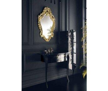 ארון אמבטיה Cristallo