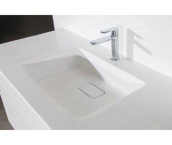 ארון אמבטיה LOOP עם כיור כפול