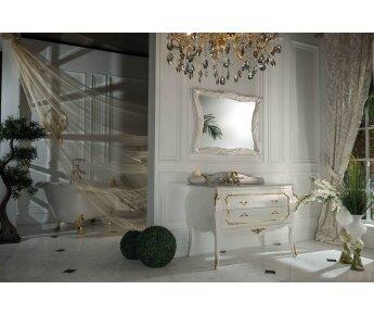 ארון אמבטיה Perla Bianca