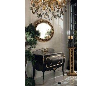 ארון אמבטיה Perla Nero