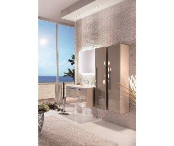 ארון אמבטיה acqua flat2