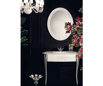 ארון אמבט יוקרתי דגם Cristallo