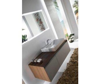ארון שחור אמבטיה CARNAVALE