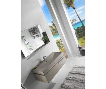 ארונות אמבטיה יוקרתיים מודרנו - opaco standard 2