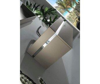 ארונות אמבטיה יוקרתיים מודרנו - opaco standard