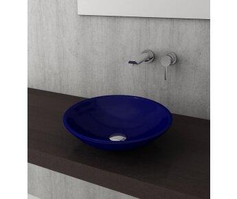 כיור מונח לוקה כחול 1120 - 010