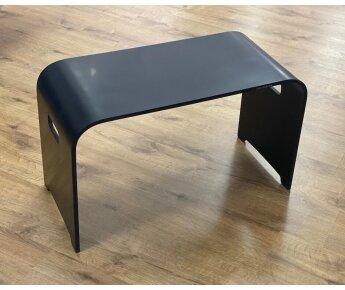 ספסל קוריאן שחור 70 סמ