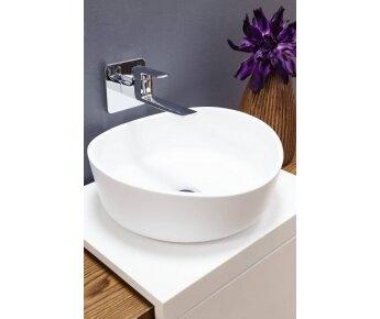 מגניב ביותר כיורים מונחים | כיור מונח לאמבטיה - OM DESIGN TV-04