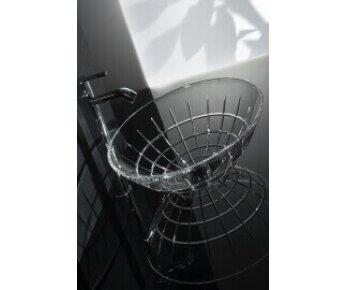 כיור מונח מזכוכית Armadi - כיור רחצה מונח Avabolar