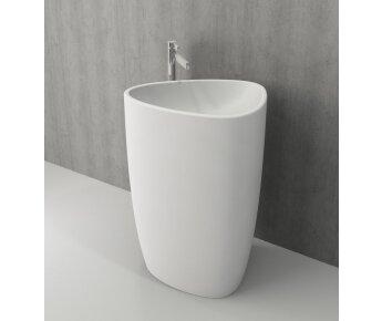 1075 - 002 Mat Beyaz