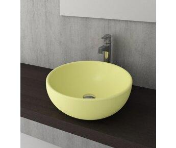 1119 - 026 צהוב מט