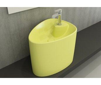 1343 - 026 צהוב מט